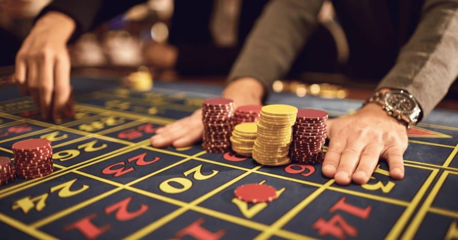 Live -kasiino kõrvalpanuste head ja halvad küljed