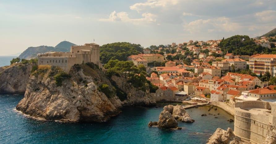 Horvaatia reaalajas hasartmängude stseen