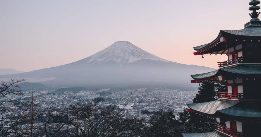 Esimene krüpto CFD Jaapanis