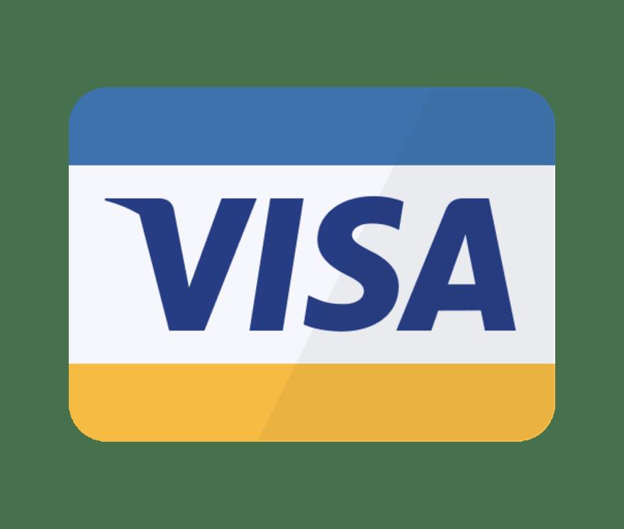 Top 76 Visa Live Casinos 2021 -Low Fee Deposits