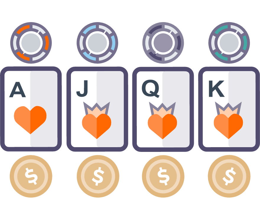1 parimat Live Casinot, mille mängude hulgas on 2021. aastal Faro