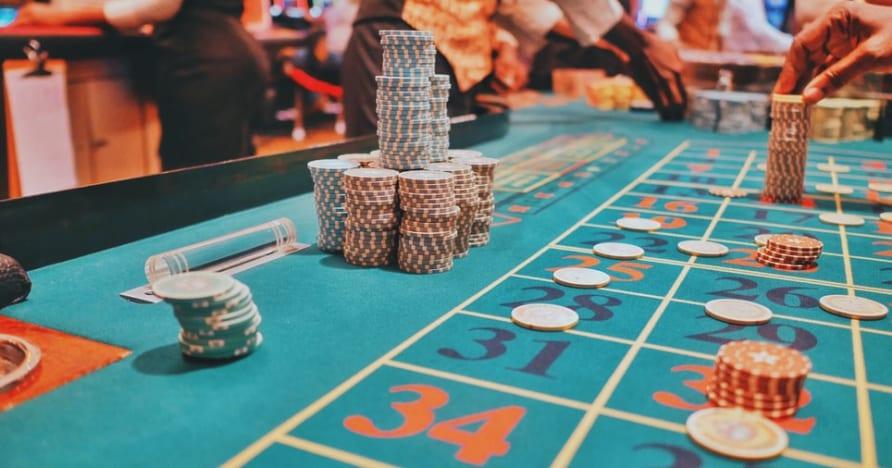 Viis kõige paremini tasustatud live-kasiinomängu 2021. aastal