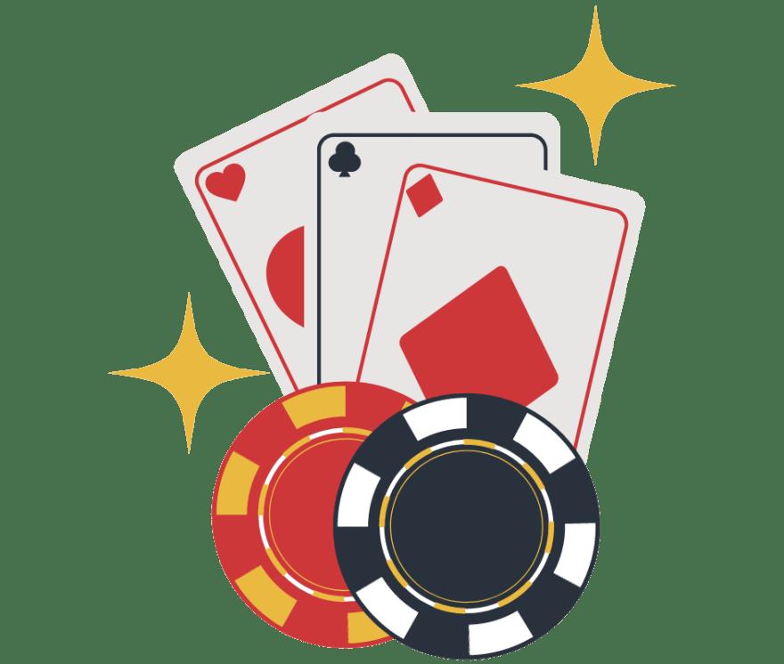 2 parimat Live Casinot, mille mängude hulgas on 2021. aastal Faro