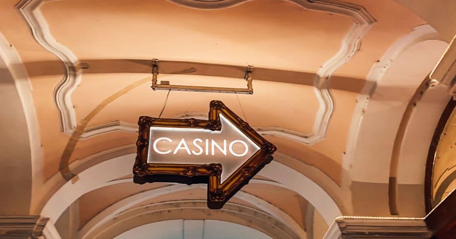 Hasartmängud otse-kasiinos