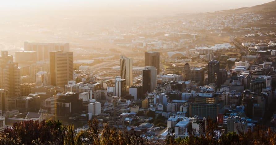 Parimad live-kasiinomängud Lõuna-Aafrika veebimänguritele