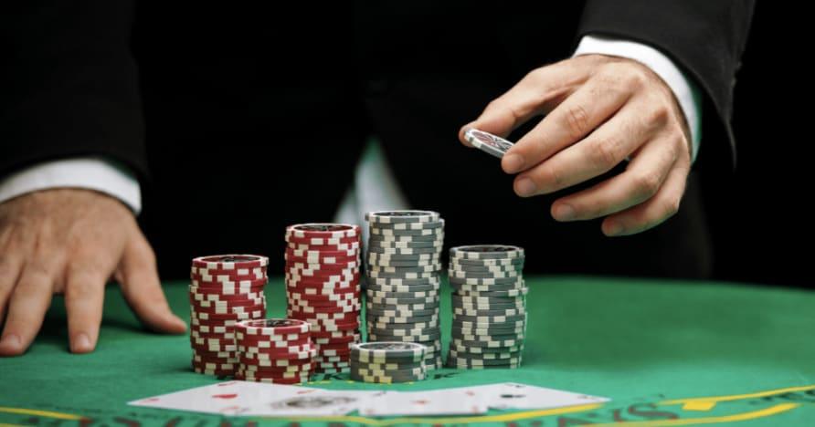 Võrreldes tänaste parimate Live Casino mängude koefitsiente