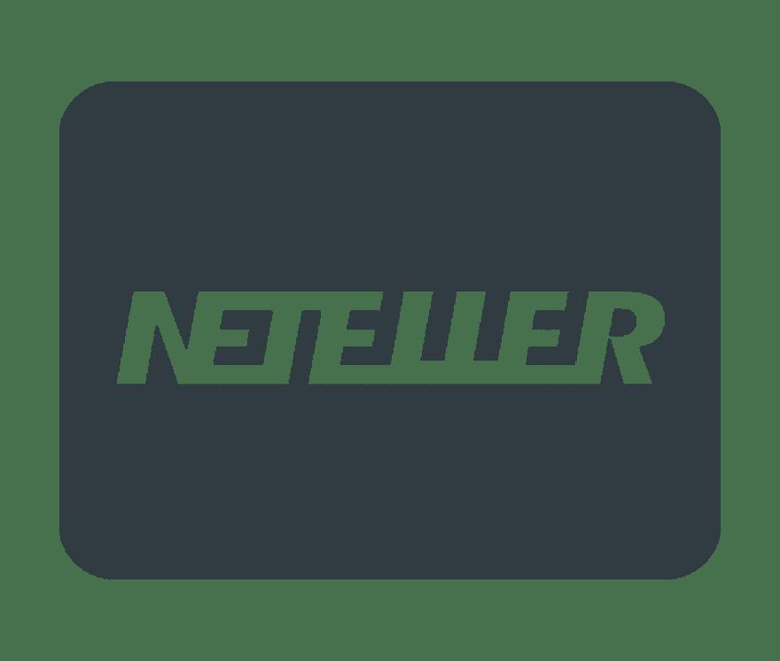 Top 79 Neteller Live Casinos 2021 -Low Fee Deposits