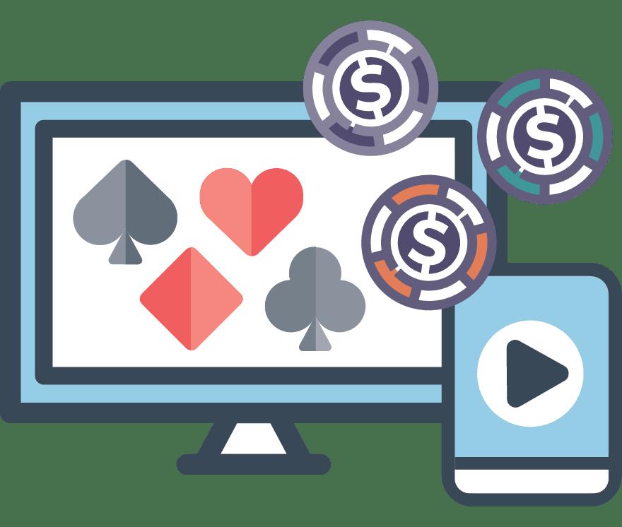 Live Video Poker kasiinod - kõige paremini hinnatud 2021. aasta
