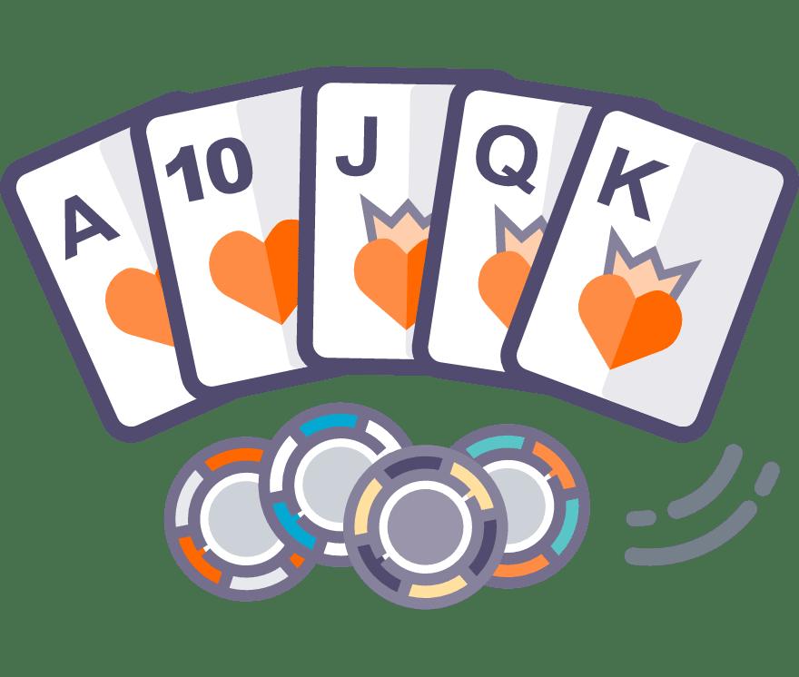 Mängige Live Texas Hold'em Online'i