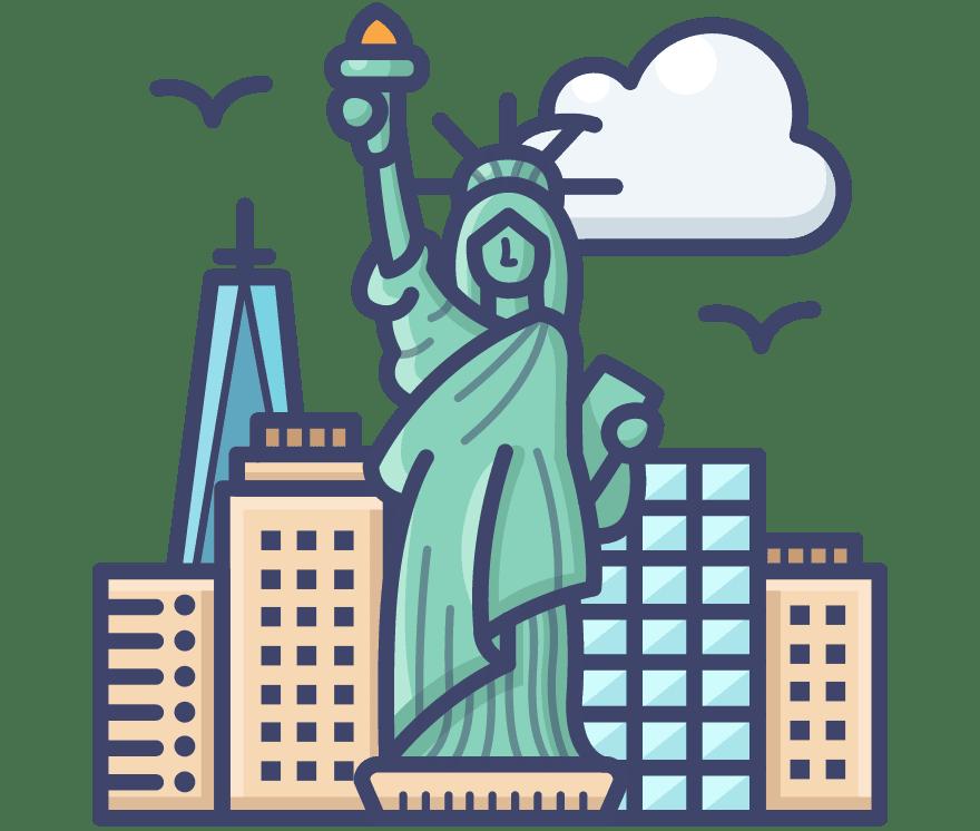 16 Ameerika Ühendriigid parimat Live Casinot aastal 2021